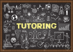 41742498-Doodles-about-tutoring-on-chalkboard--Stock-Vector-tutoring-coaching-youth