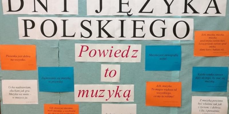 Dni Języka Polskiego