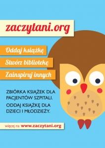 Plakat_Zaczytani